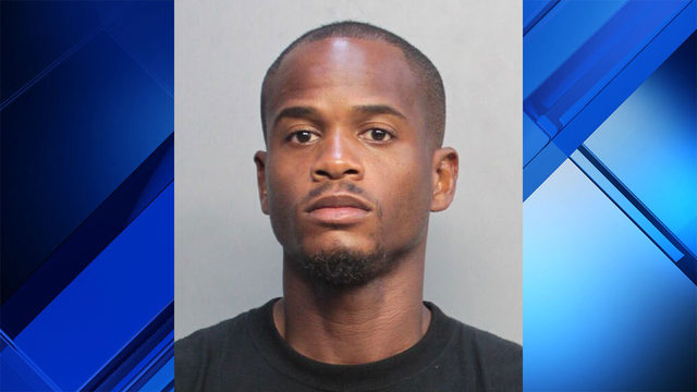 Man accused in double stabbing near rail station arrested in Miami