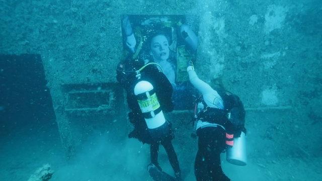 Key West Underwater Art Exhibit debuts