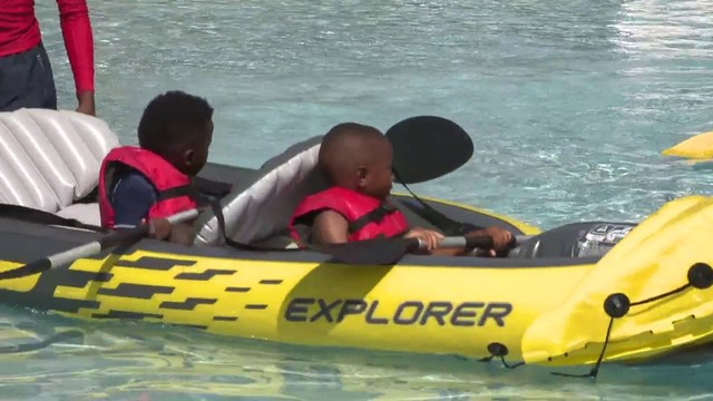 More than 100 children learn about water safety in Miami Gardens