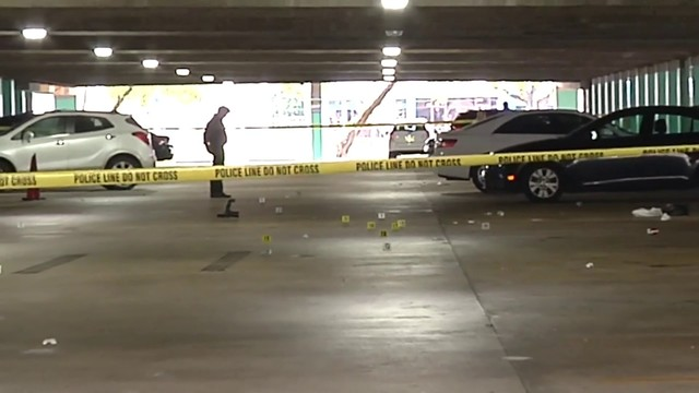 Fight inside Fort Lauderdale parking garage turns deadly