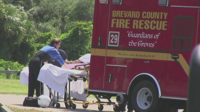 Woman airlifted to hospital after Florida alligator attack