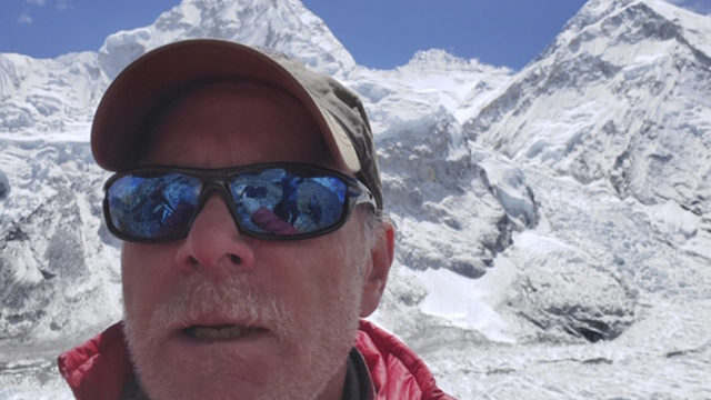 Colorado man dies on descent after summiting Mount Everest