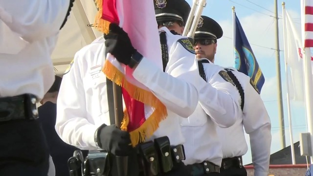 Margate marks Memorial Day with solemn tribute to troops