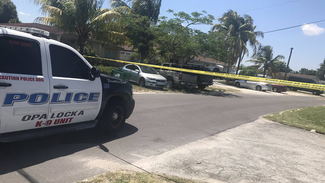 Man shot in apparent armed robbery in Opa-locka, police say