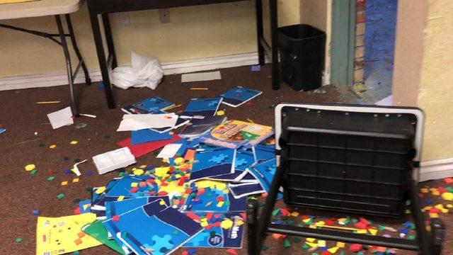 Burglars ransack, vandalize private school in Fort Lauderdale