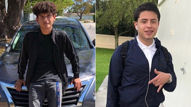Teenage victims of fiery Miami-Dade wreck identified
