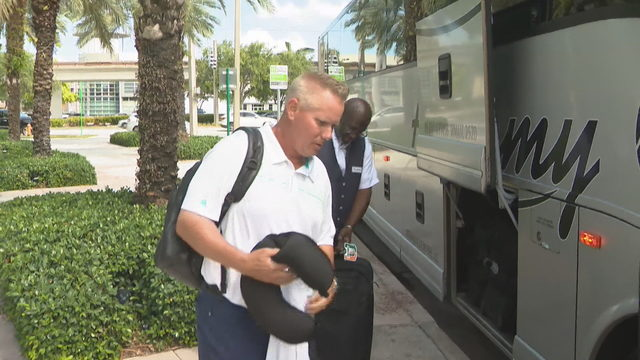 Hurricanes leave for postseason showdown in Mississippi