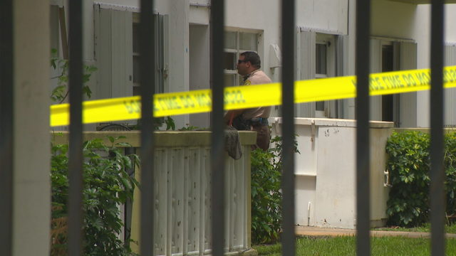 Man fatally shot at northeast Miami-Dade condominium complex