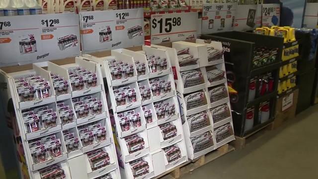 Florida's tax-free holiday on hurricane supplies starts Friday