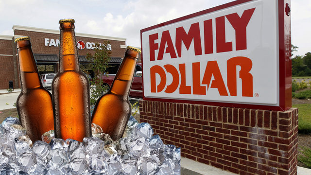 Family Dollar to add alcohol to 1,000 stores