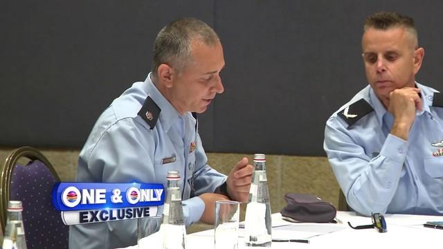 Gov. DeSantis gets tips from Israeli law enforcement