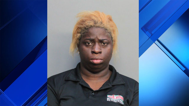 Papa John's Pizza employee arrested after road-rage gun fight, police say