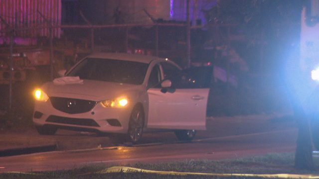 Man, woman shot while driving in northwest Miami-Dade