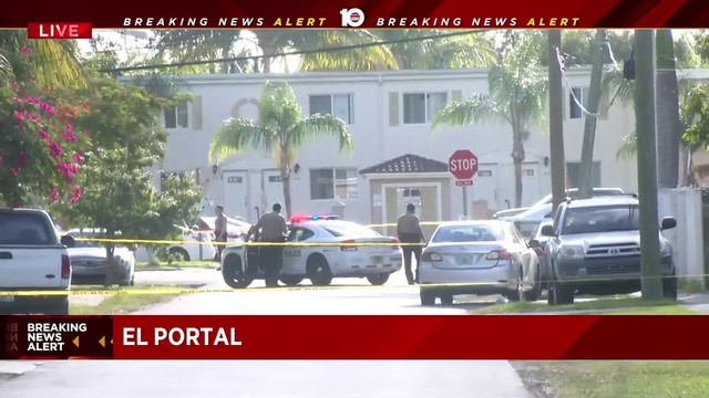 Teen hospitalized after shooting in northwest Miami-Dade