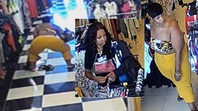 Twerking woman caught shoplifting in Pembroke Pines store