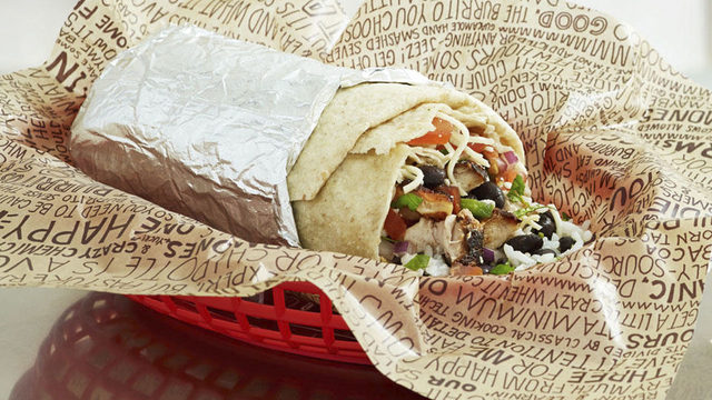 Chipotle offers BOGO deal for nurses