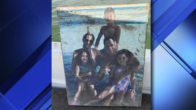 Do you know them? South Florida cleanup crew searches for family in photo