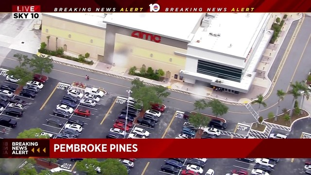 1 in custody following police-involved shooting in Pembroke Pines