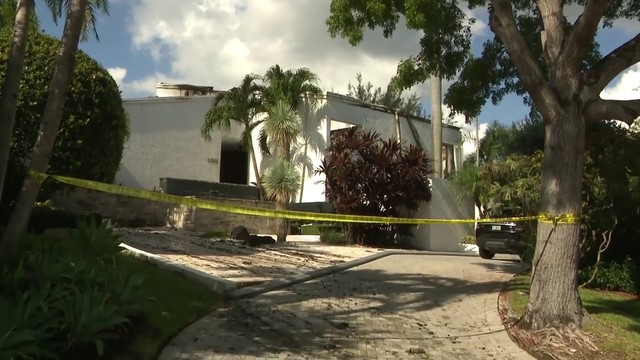 Residents of mansion speak after fire erupts at home in Coral Gables