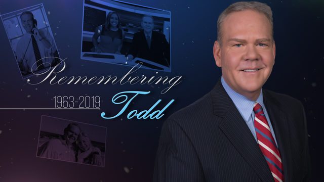 Todd Tongen, beloved member of Local 10 family since 1989, dead at 56