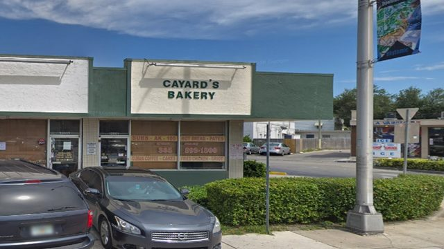 More than 100 rodent droppings found in South Florida bakery
