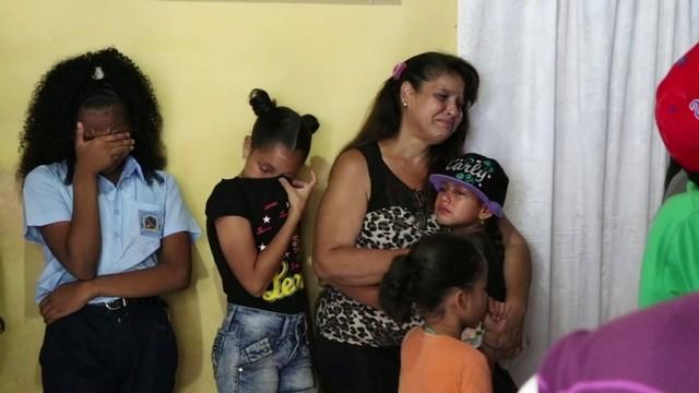 Children in Caracas die waiting for bone marrow transplants