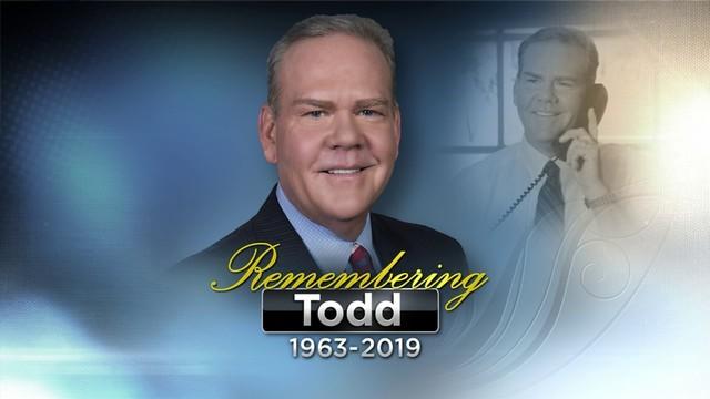 Michael Putney announces death of longtime Local 10 colleague Todd Tongen