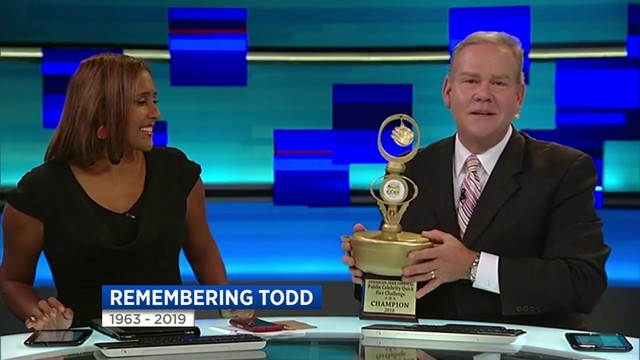 Remembering Todd Tongen: Jamaican champion trophy