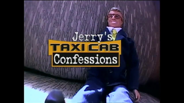 Jerry Springer raises a ruckus in the '10 Taxi""