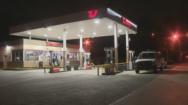 Man shot in leg during attempted robbery at U-Gas station