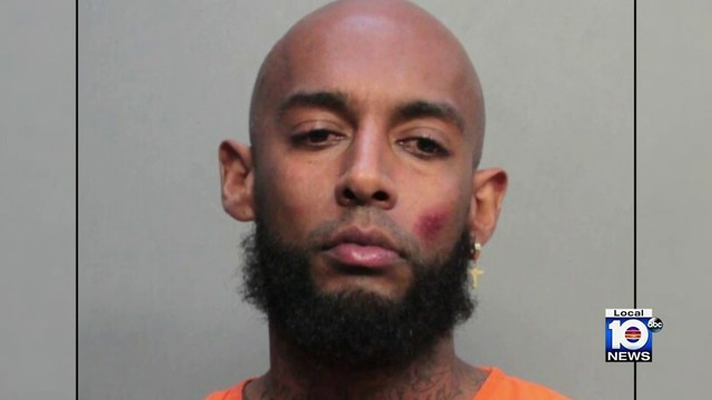 Suspect shot at police officers after luring them to Doral apartment, police say