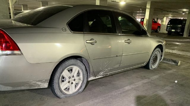 Numerous vehicles vandalized in northwest Miami-Dade parking garage