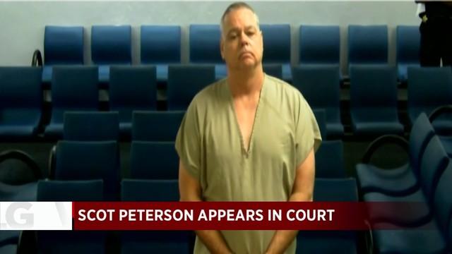 Former BSO Deputy Scot Peterson appears in bond court