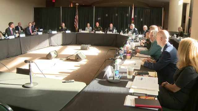 Safety commission takes up issue of BSO communications system