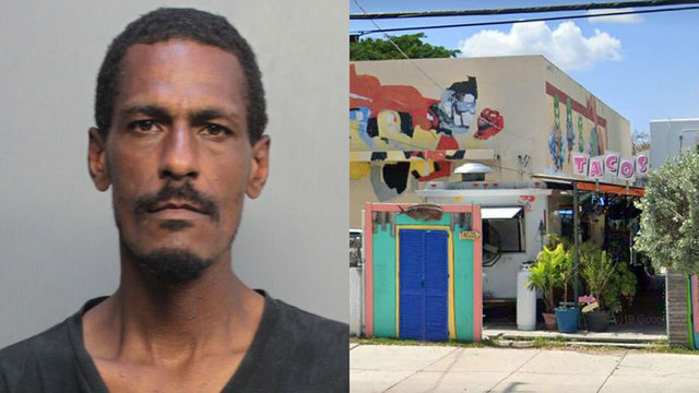 Officers arrest man out on bond for burglary after burglary at Wynwood's…