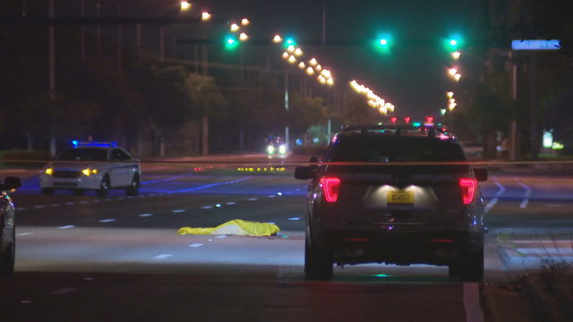 Police investigate fatal hit-and-run crash in Sunrise
