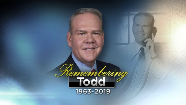 Family, friends, viewers to celebrate life of Todd Tongen