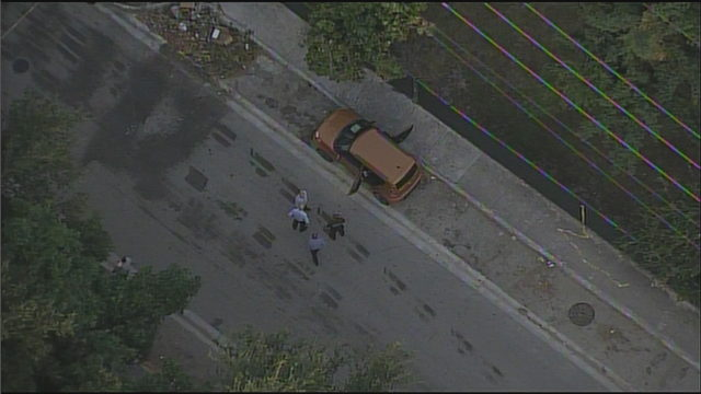 Man found shot to death inside car in Miami