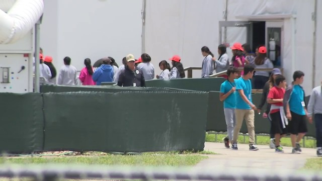 Trump administration cuts services for migrant children in Homestead