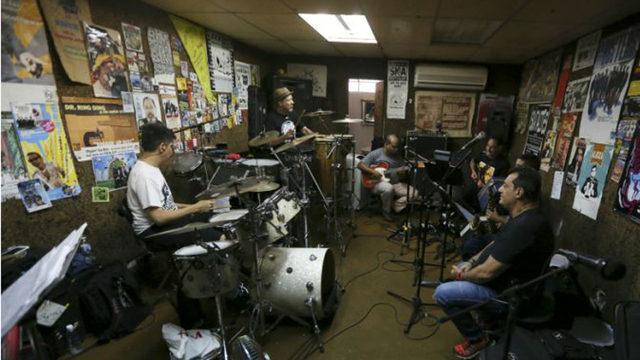 Venezuelan ska band leaves crisis-hit country for US tour