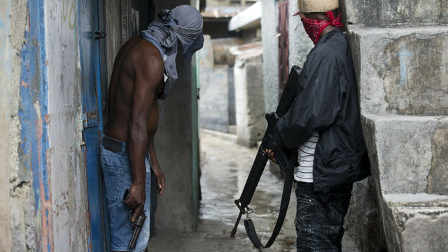 Leader or killer? A day with 'Barbecue' in Haiti's capital