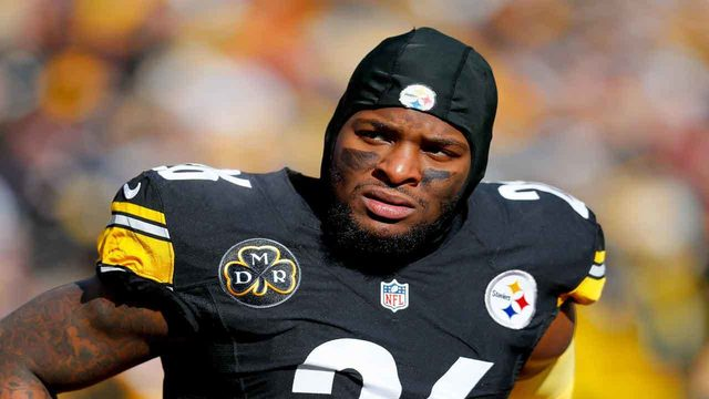 Le'Veon Bell returns to South Florida home, finds 'girlfriends,' jewelry gone