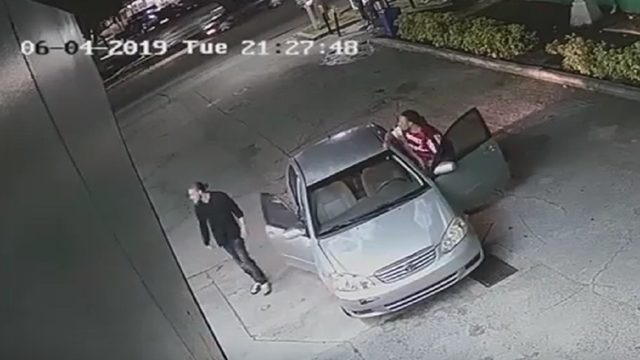 2 thieves rob man at Hollywood gas station before running him over, police say