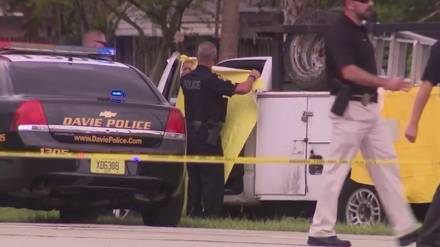 Detectives search for witnesses in fatal road rage shooting in Davie