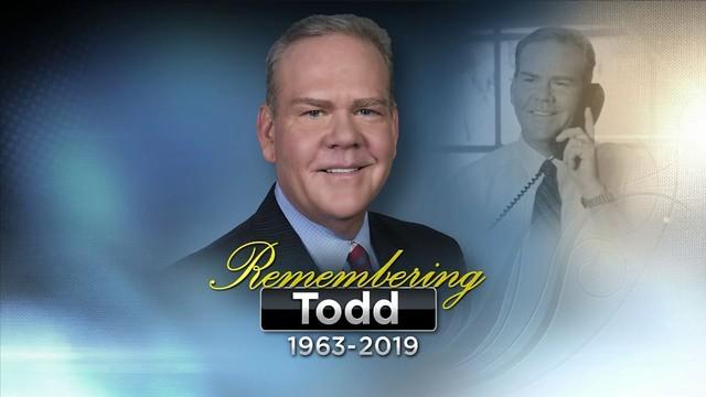 Todd Tongen remembered at memorial service