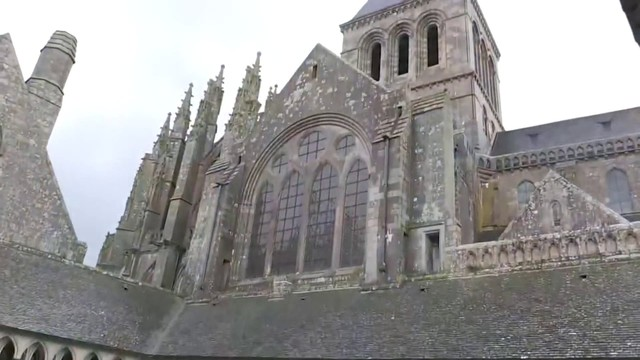 Veterans mark Normandy anniversary with visits to Mont Saint-Michel