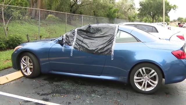 Dozens of cars broken into at Century Village community