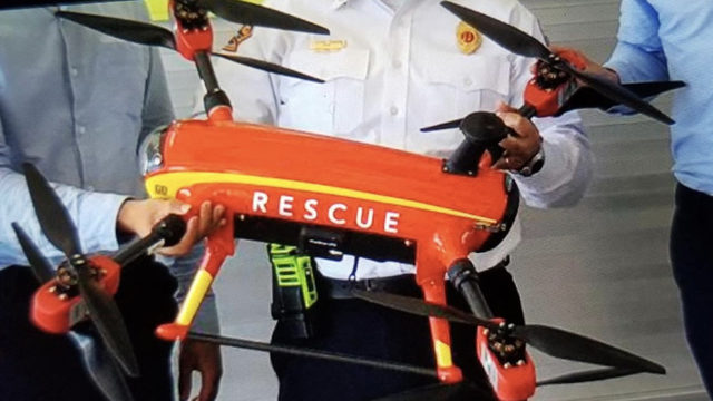 Pricey search and rescue drone stolen from car in Wynwood