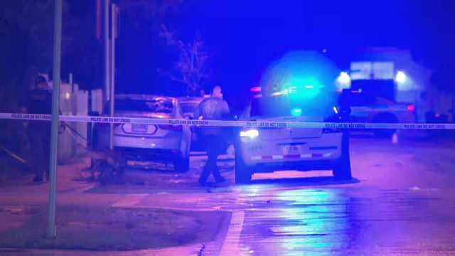 Man shot in back in northwest Miami-Dade County neighborhood