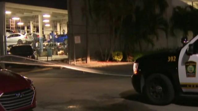 Car stolen after being taken to dealership for oil change